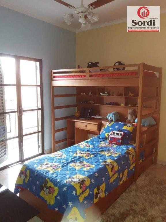 Sobrado com 3 dormitórios à venda, 160 m² por R$ 450.000 - Jardim Antártica - Ribeirão Preto/SP