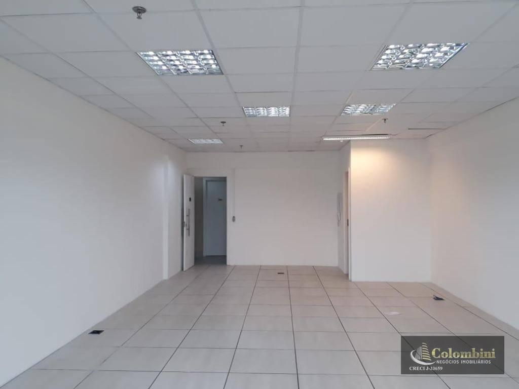 Sala para alugar, 54 m² - Cerâmica - São Caetano do Sul/SP