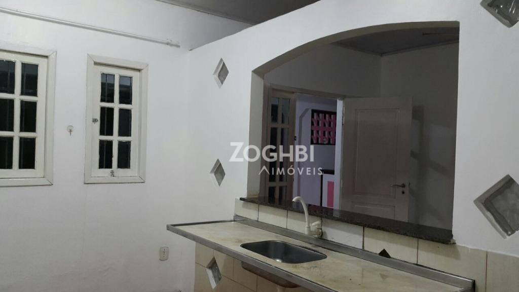 Casa residencial à venda, Conceição, Porto Velho.