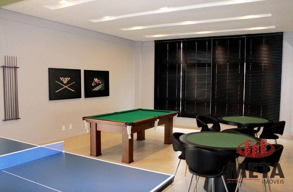 Apartamento com 3 Dormitórios à venda, 74 m² por R$ 400.233,00