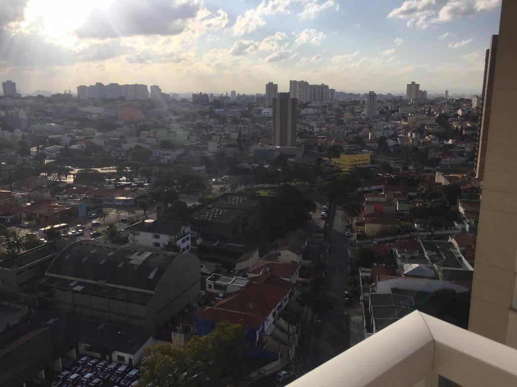 Apartamento residencial à venda. 57 m², 2 dorm, 2 banheiros e 2 vagas!!! Bairro Jardim, Santo André.