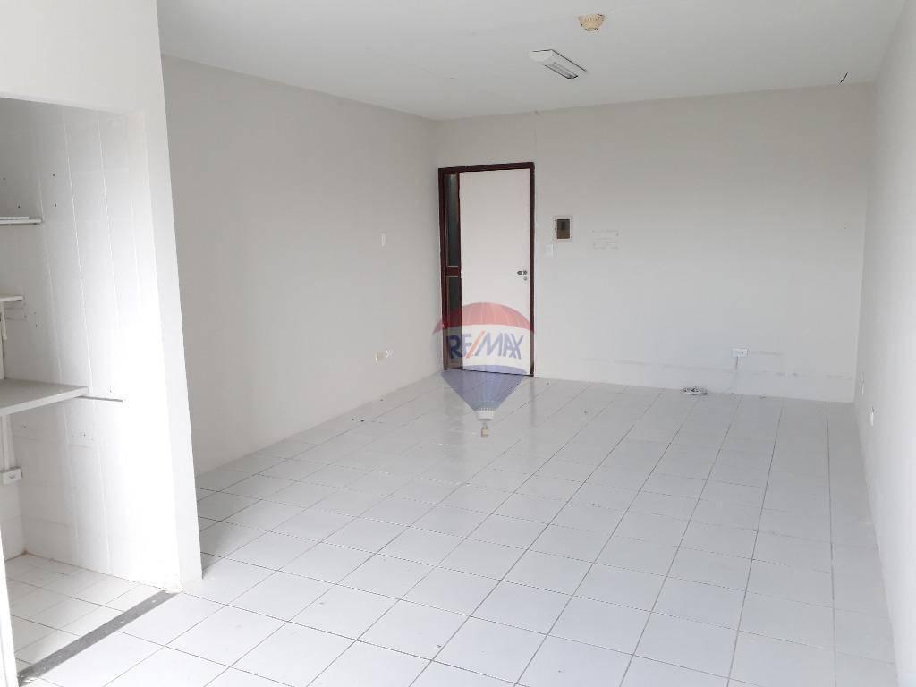 Sala para alugar, 31 m² por R$ 1.199/mês - Ilha do Leite - Recife/PE