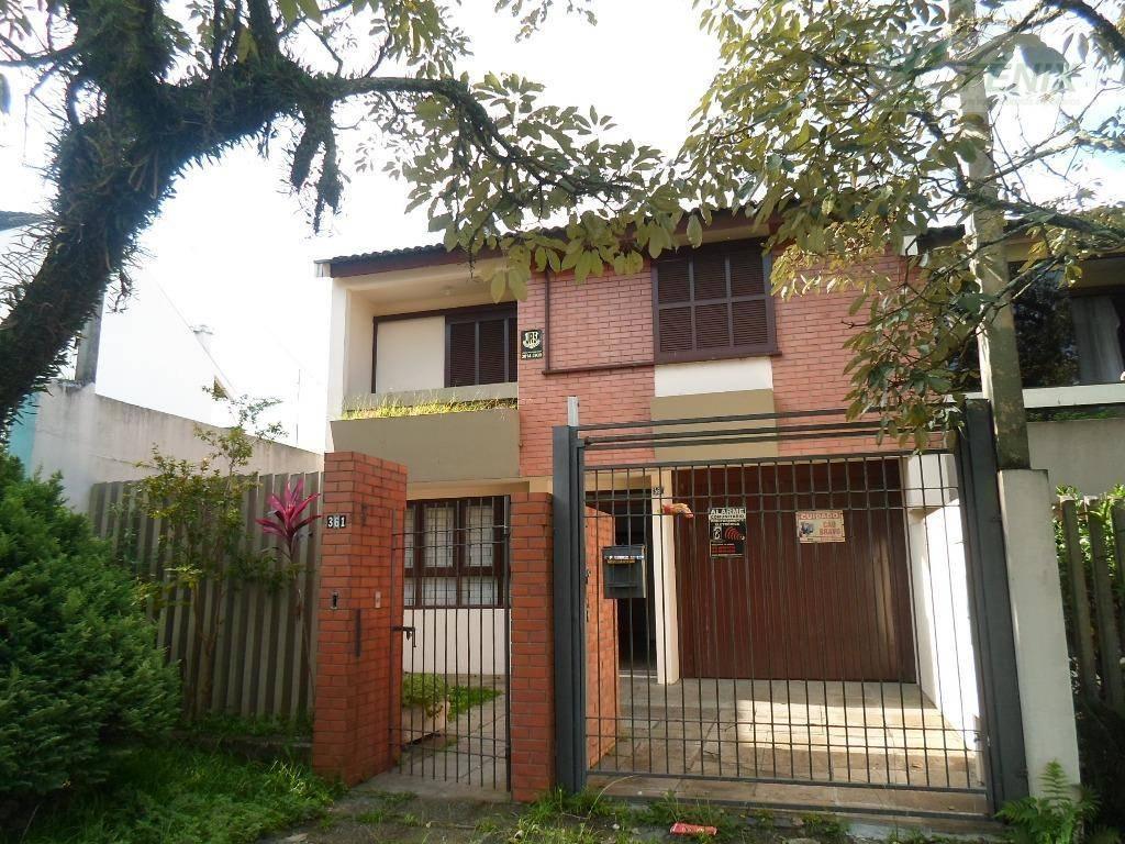 Sobrado residencial para locação, Jardim das Américas, Curit