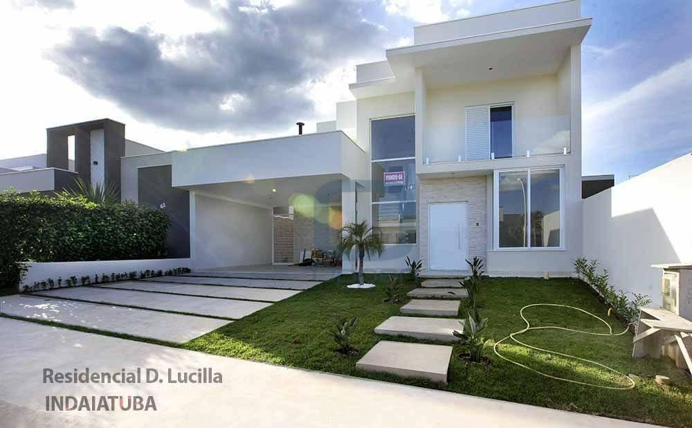 Casa residencial à venda, Jardim Esplanada, Indaiatuba.