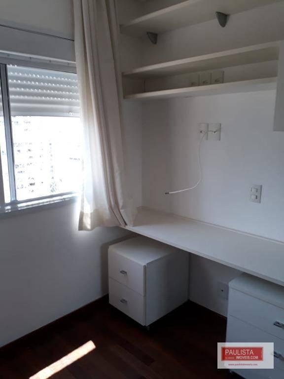 apto no miolo do campo belo, 04 dormitorios sendo 03 suite + escritorio , 03 vagas...