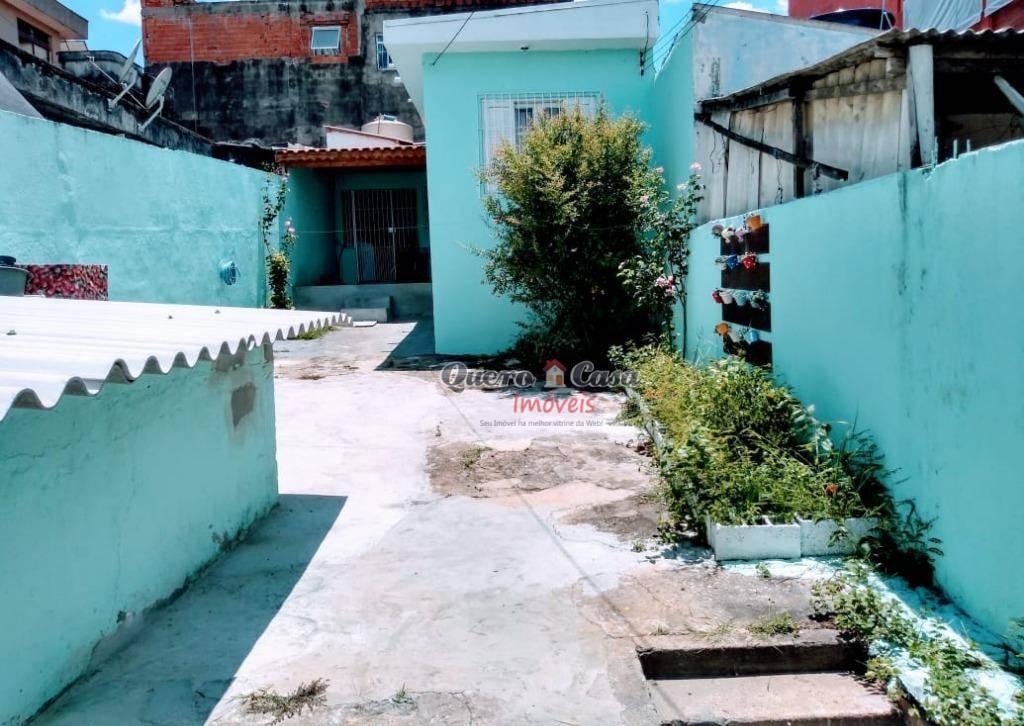 Casa com 1 dormitório à venda, 60 m² por R$ 265.000 - Jardim