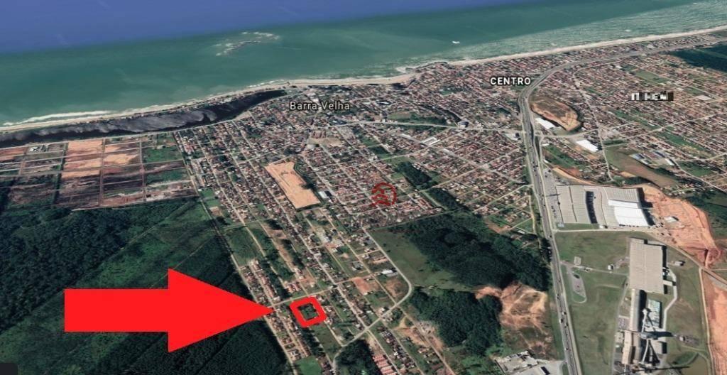 Área à venda, 2958 m² por R$ 650.000,00 - Vila Nova - Barra Velha/SC