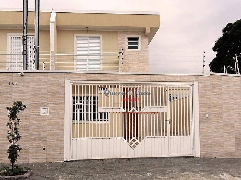Sobrado residencial à venda, Jardim São Francisco, Guarulhos