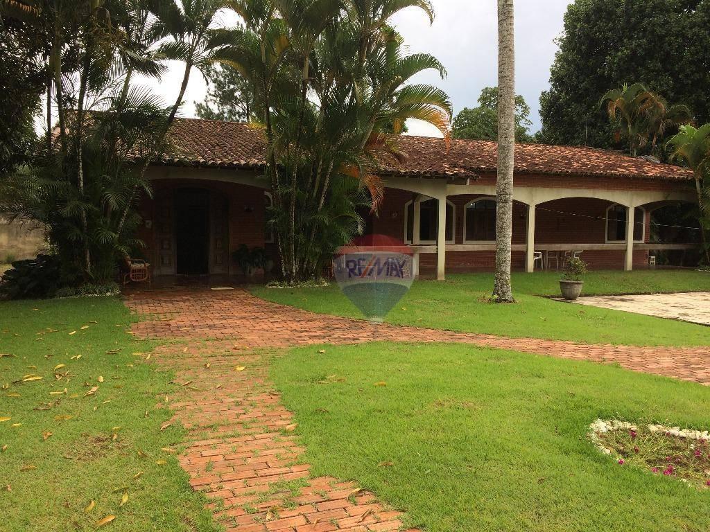 Casa km 9,5 Aldeia com 3 dormitórios à venda, 450 m² por R$ 2.800.000 - Aldeia - Camaragibe/PE