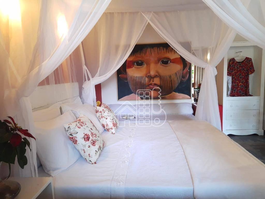 Pousada com 10 dormitórios à venda, 270 m² por R$ 3.400.000,00 - Portal de Paraty - Paraty/RJ
