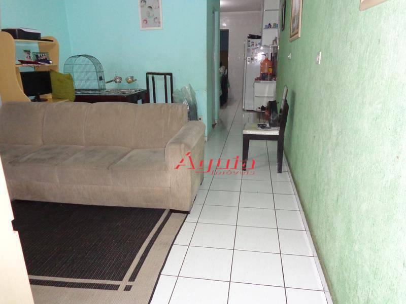 Casa residencial à venda, Jardim Sônia Maria, Mauá - CA0168.
