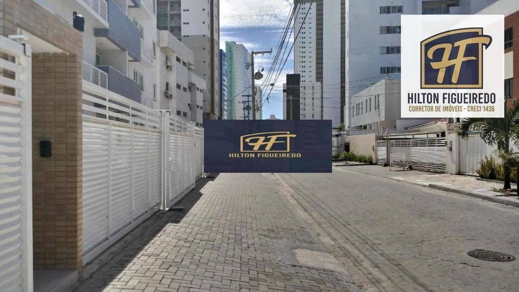 Apartamento com 2 dormitórios à venda por R$ 205.000 - Bessa - João Pessoa/PB