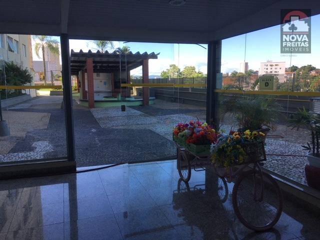 Apartamento de 1 dormitório à venda em Jardim São Dimas, São José Dos Campos - SP