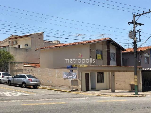 Sobrado à venda, 130 m² por R$ 548.000,00 - Jardim São Caetano - São Caetano do Sul/SP