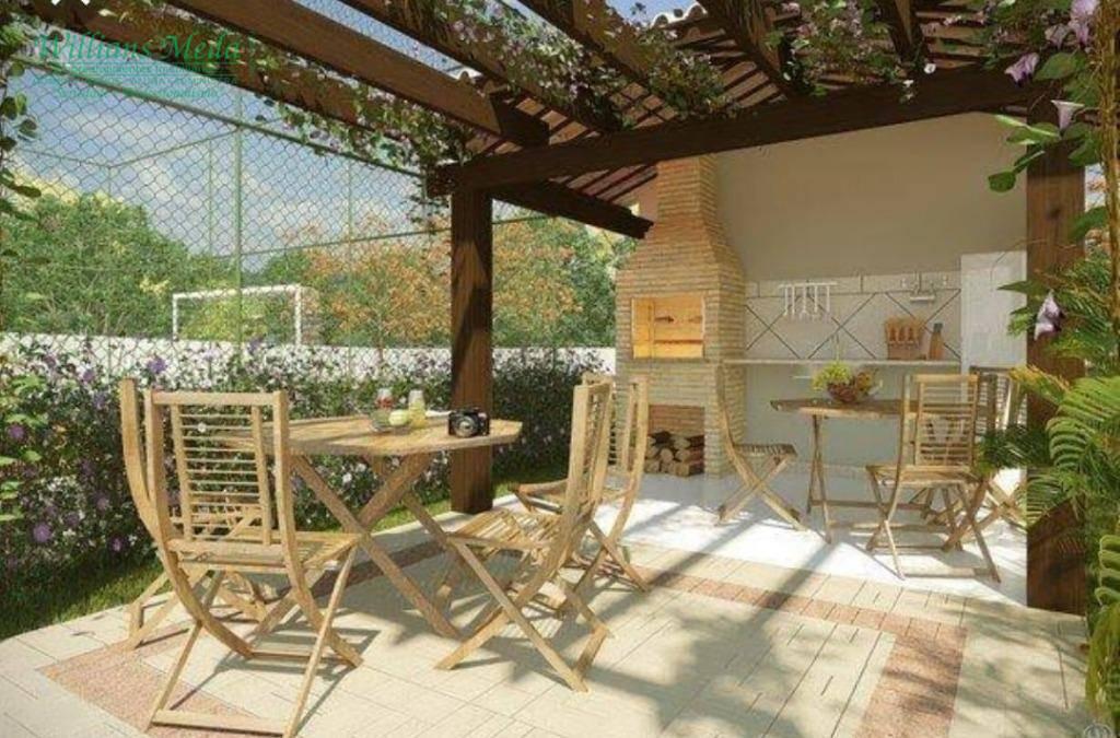 Apartamento com 3 dormitórios à venda por R$ 275.000 - Parque Cecap - Guarulhos/SP