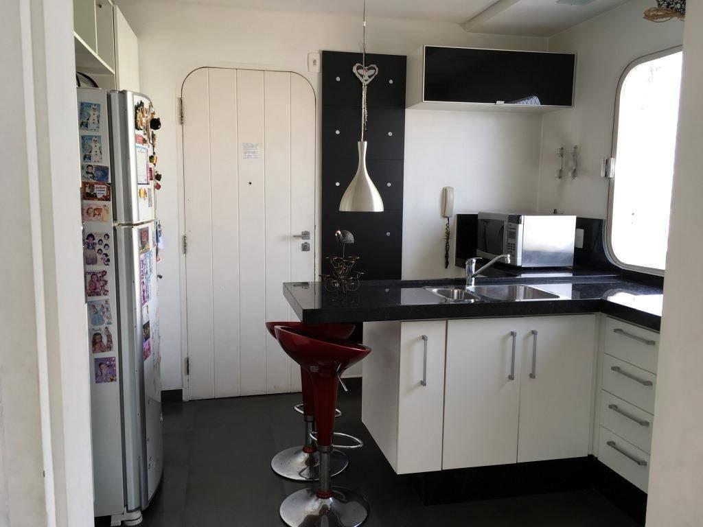 Apartamento residencial à venda, 145 m², Centro, Santo André.