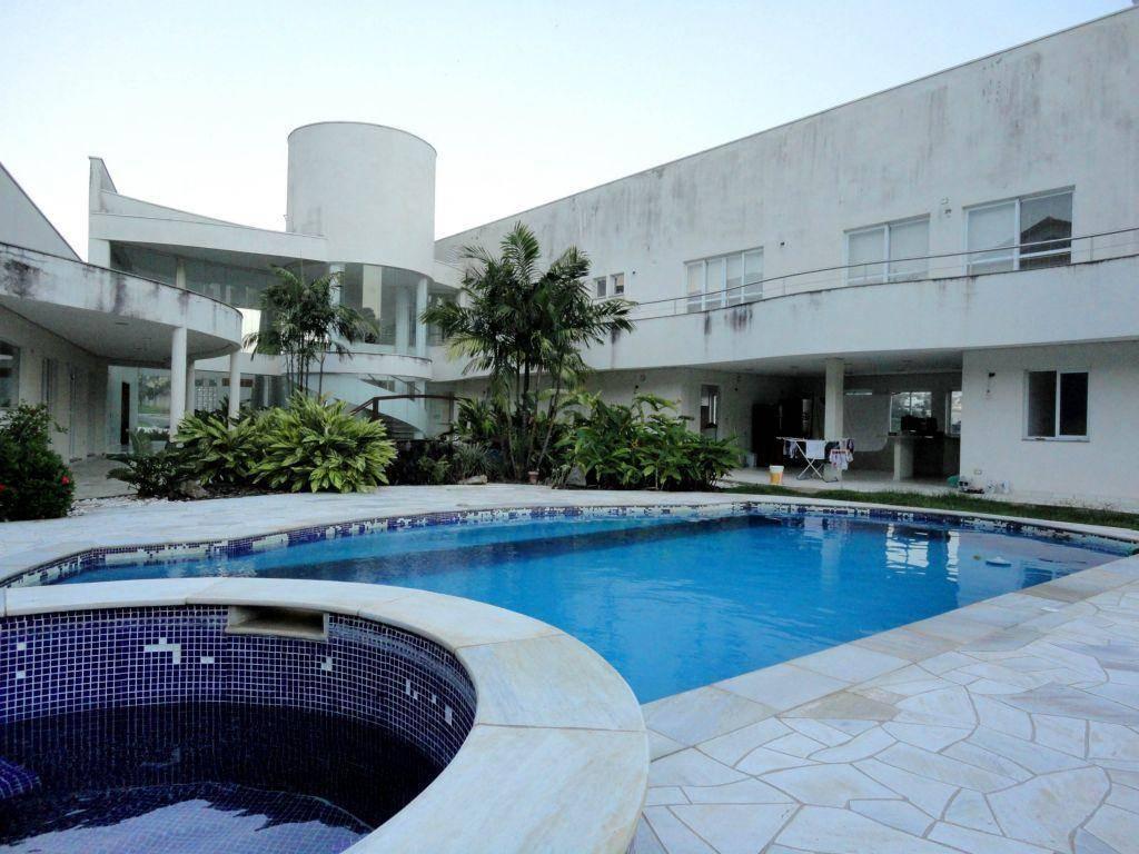 Casa 4 Dorm, Alphaville Campinas, Campinas (CA0736)