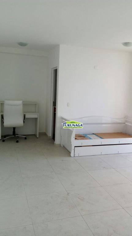 Studio à venda, 36 m² por R$ 235.000,00 - Vila Augusta - Guarulhos/SP