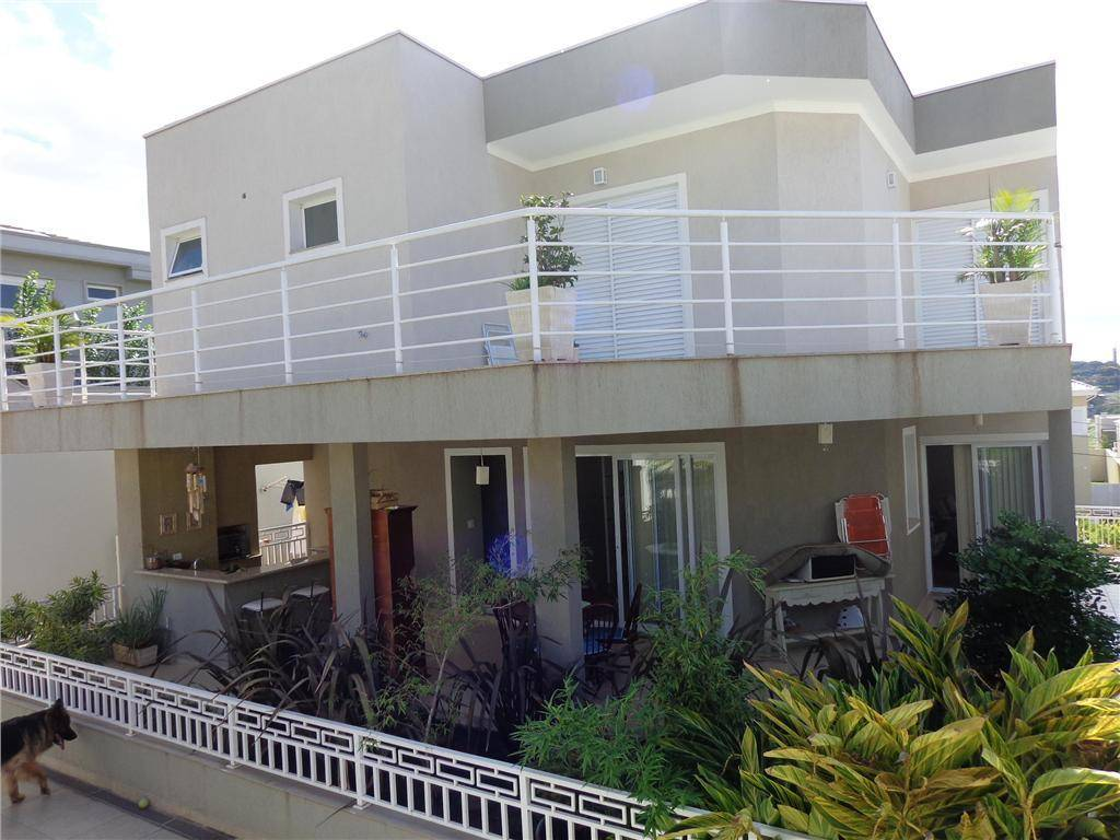 Casa 4 Dorm, Alphaville Campinas, Campinas (CA1365) - Foto 5