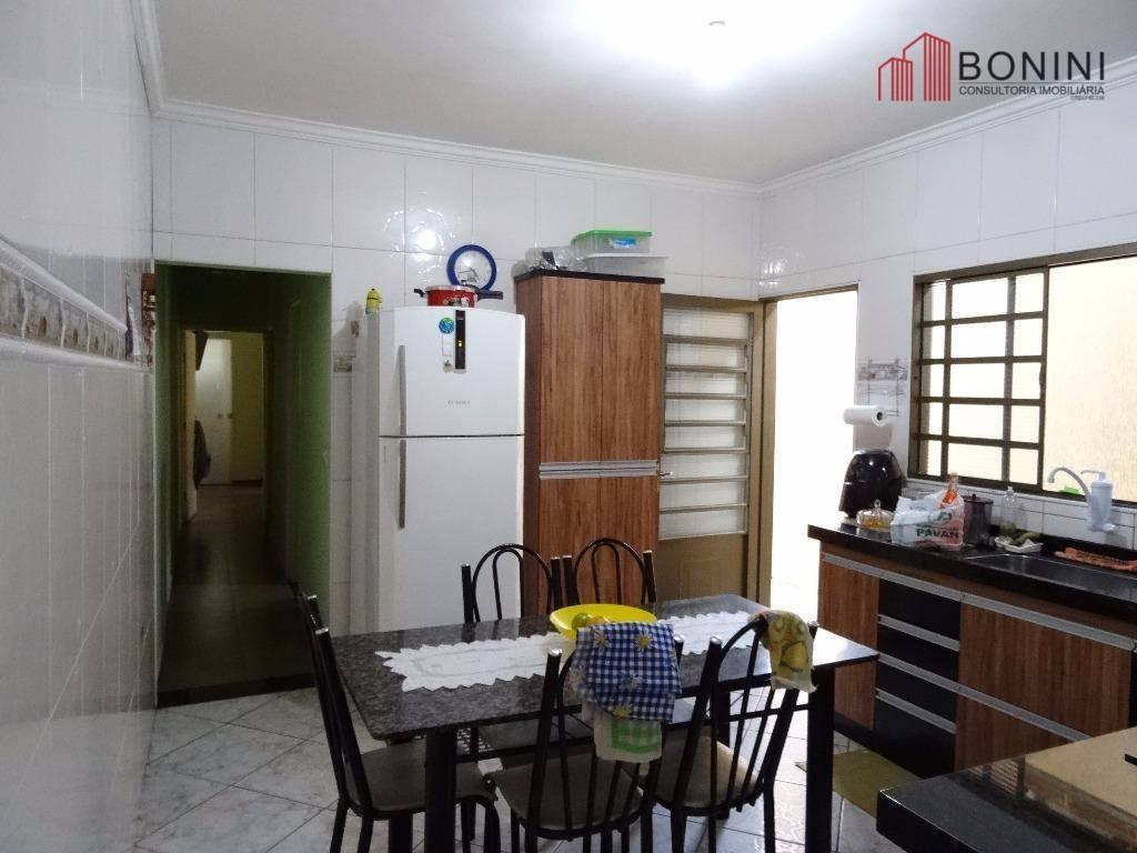 Casa 4 Dorm, Jardim Esmeralda, Santa Barbara D'Oeste (CA0258) - Foto 4
