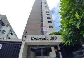 Flat com 1 dormitório à venda, 35 m² por R$ 225.000 - Graças - Recife/PE