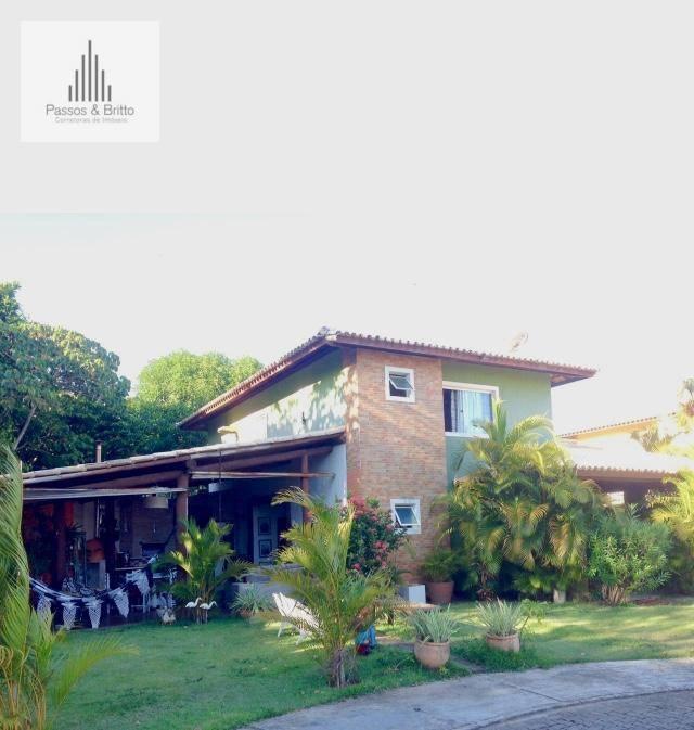 Casa com 3 dormitórios à venda, 475 m² por R$ 1.200.000 - Piatã - Salvador/BA