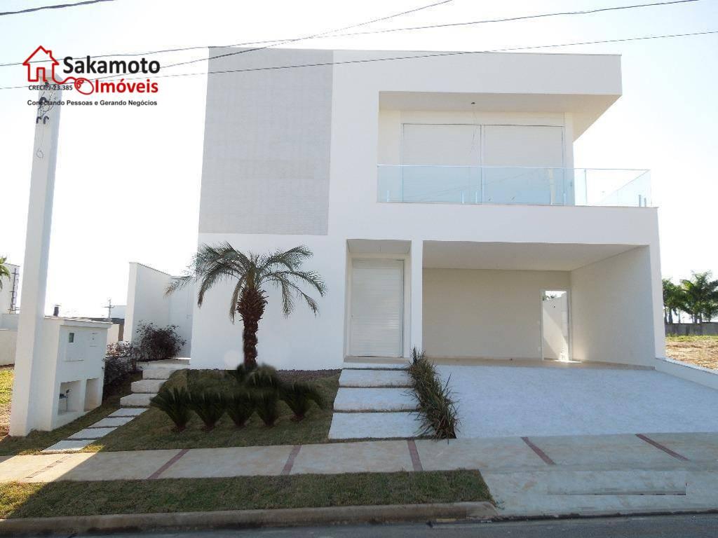 Sobrado residencial à venda, Condomínio Giverny, Sorocaba - SO1820.