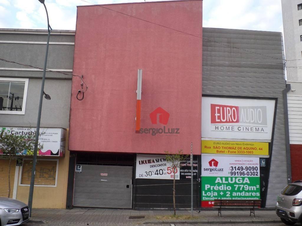 Prédio para Locação - Curitiba