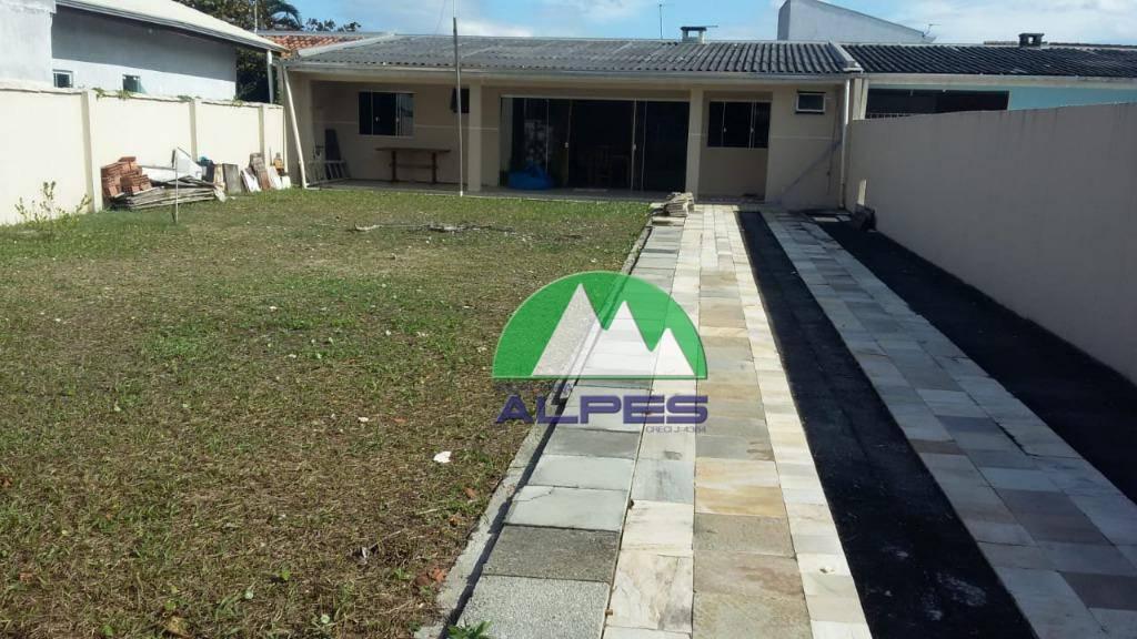 Casa com 1 dormitório à venda, 100 m² por R$ 319.000,00 - Praia Do Leste - Pontal do Paraná/PR
