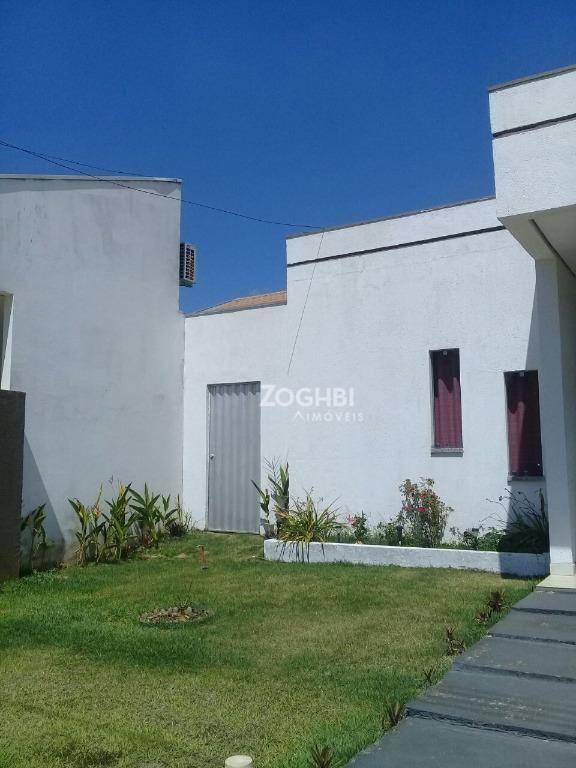 Casa residencial à venda, Alphaville, Porto Velho - CA1316.