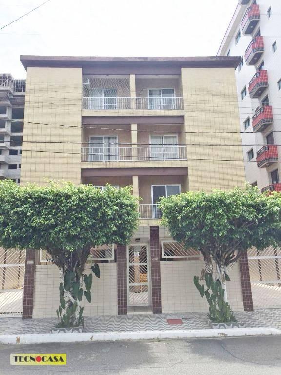 Apartamento Para Venda, Vila Caiçara, Praia Grande.