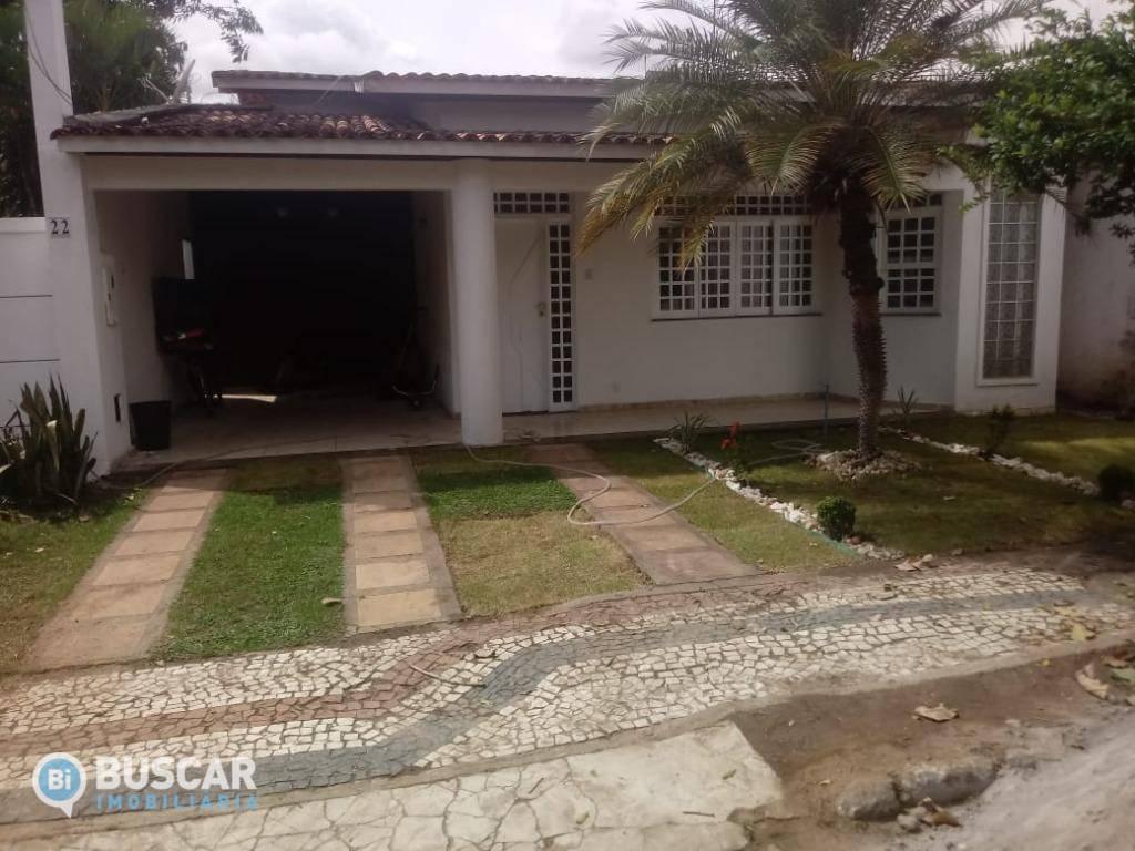 Casa com 3 dormitórios para alugar, 104 m² por R$ 2.000,00/mês - Santa Mônica II - Feira de Santana/BA