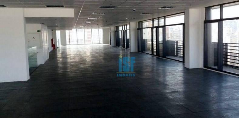 Laje à venda, 1000 m² por R$ 14.000.000 - Pinheiros - São Paulo/SP -  Imóvel com renda. - LJ0009.