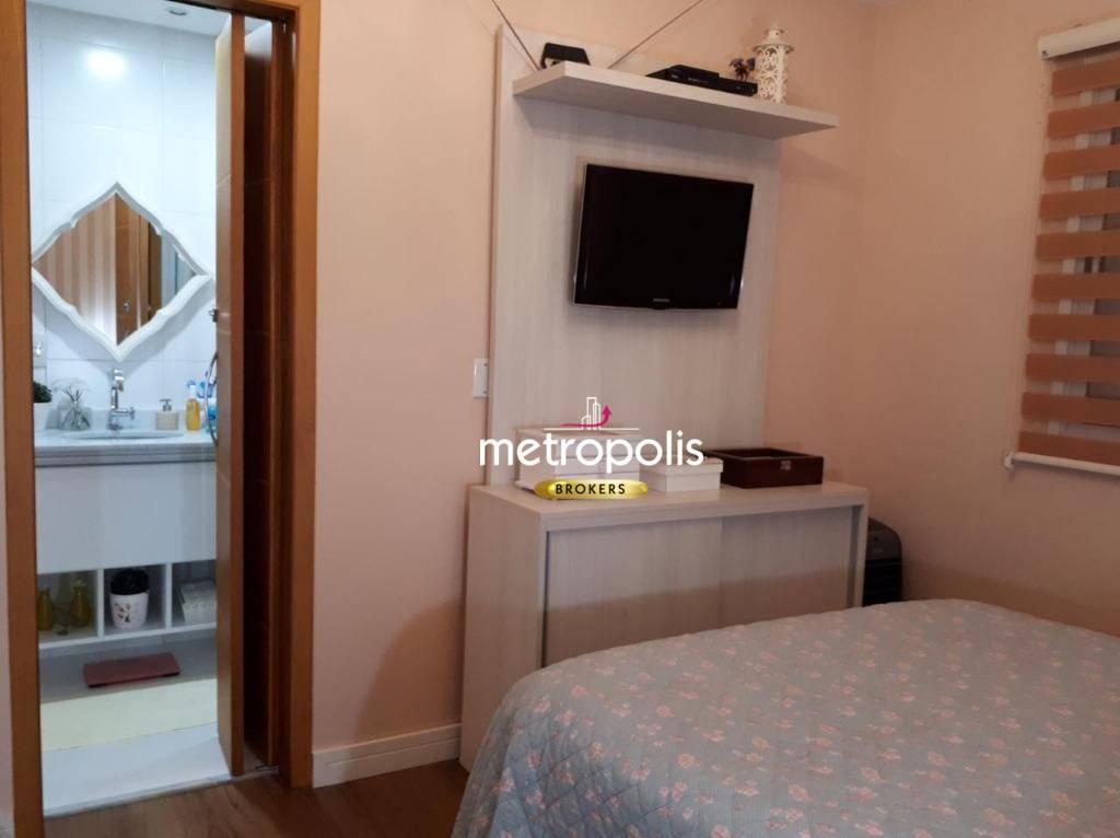 Apartamento à venda, 70 m² por R$ 480.000,00 - Barcelona - São Caetano do Sul/SP