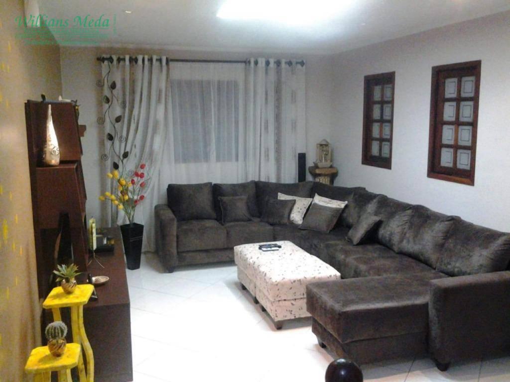 Sobrado à venda por R$ 720.000 - Vila Aliança - Guarulhos/SP