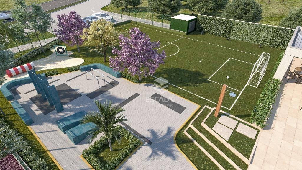 Terreno à venda, Dunas Village, 274 m², condomínio fechado, área de lazer, financia - Prainha - Aquiraz/CE