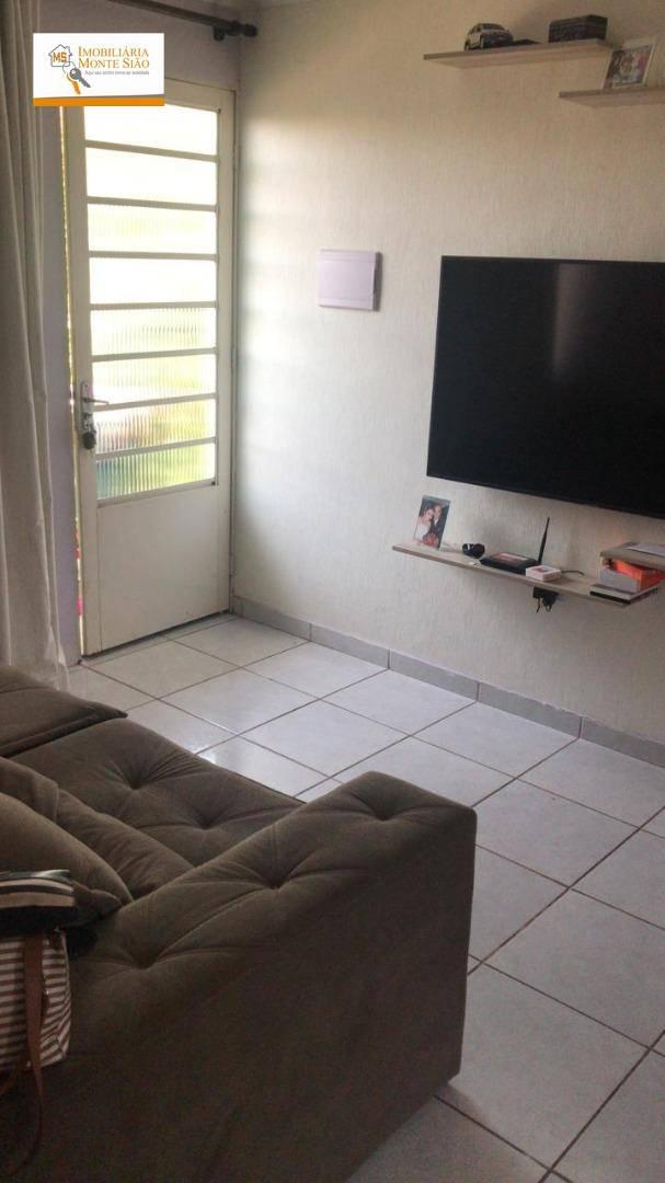 Casa com 2 dormitórios, 45 m² - Bonsucesso - Guarulhos/SP