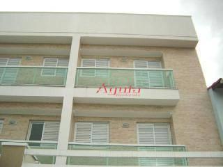 Cobertura residencial à venda, Vila Pires, Santo André - CO0051.