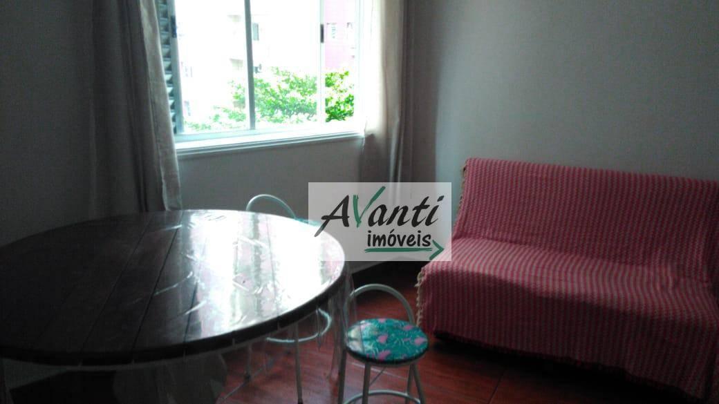 Kitnet à venda, 34 m² por R$ 130.000,00 - Itararé - São Vicente/SP