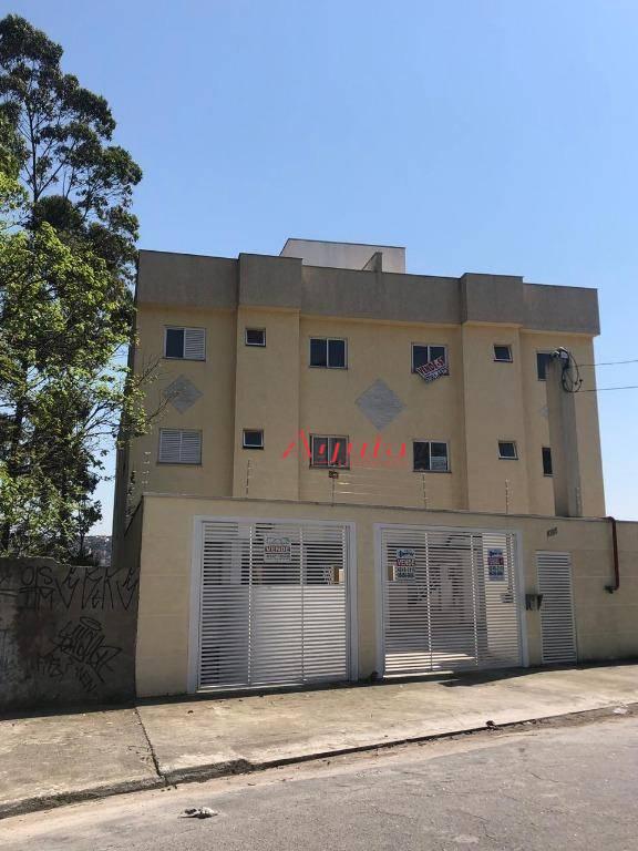 Apartamento com 2 dormitórios à venda, 36 m² por R$ 195.000,00 - Jardim Ana Maria - Santo André/SP