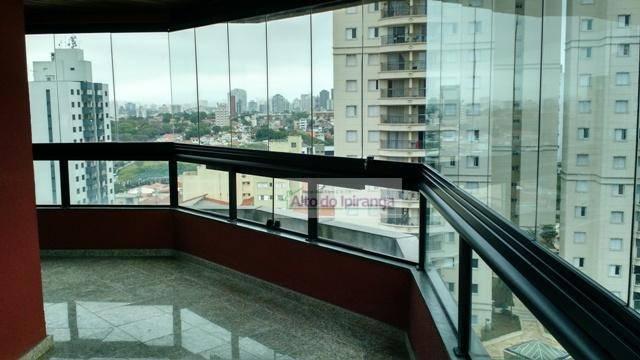 Apartamento de 3 dormitórios à venda em Vila Caminho Do Mar, São Bernardo Do Campo - SP