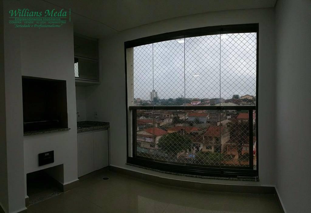 Apartamento residencial para locação, Centro, Arujá.