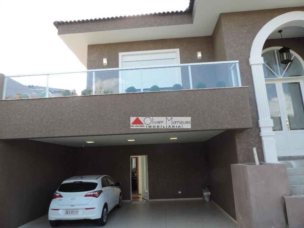 Sobrado à venda, 450 m² por R$ 2.100.000,00 - Nova Higienópolis - Jandira/SP