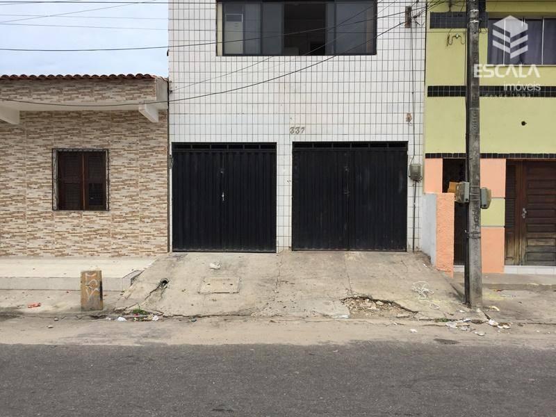 Casa com 2 dormitórios para alugar, 100 m² por R$ 1.100/mês - Mucuripe - Fortaleza/CE