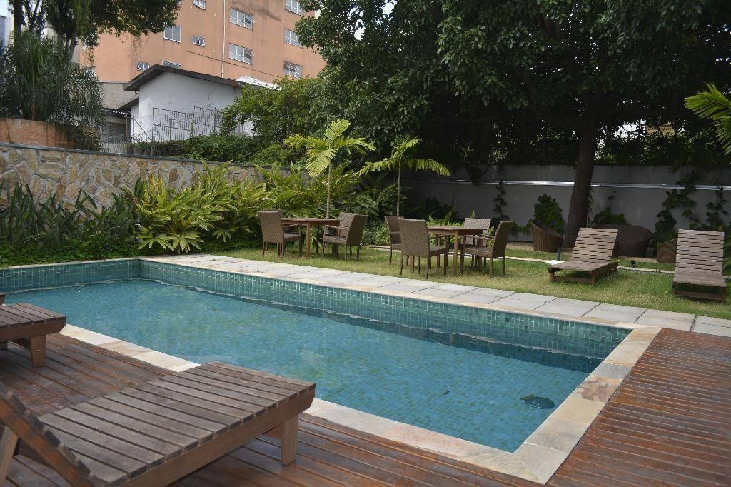 reunindo localização privilegiada e inúmeras opções de lazer, o option home jardim é sua nova opção...