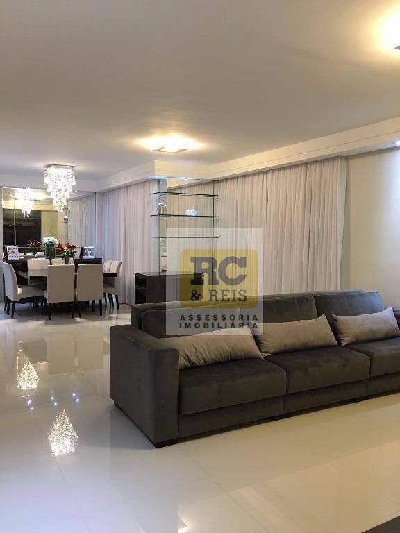Apartamento de 3 dormitórios à venda em Alphaville, Santana De Parnaíba - SP