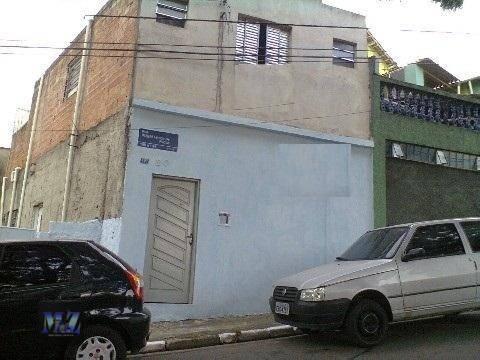 Sobrado residencial à venda, Jardim Palmira, Guarulhos.