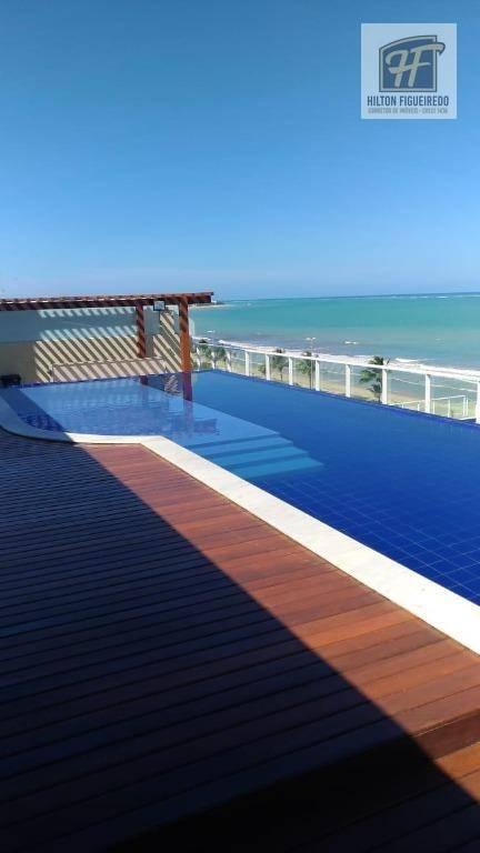 Vendo FLAT MOBILIADO em Intermares, próximo à praia do Surfista  R$150 mil