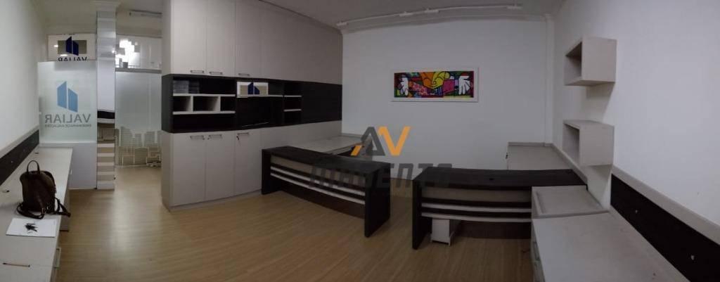 Sala à venda, 42 m² por R$ 110.000