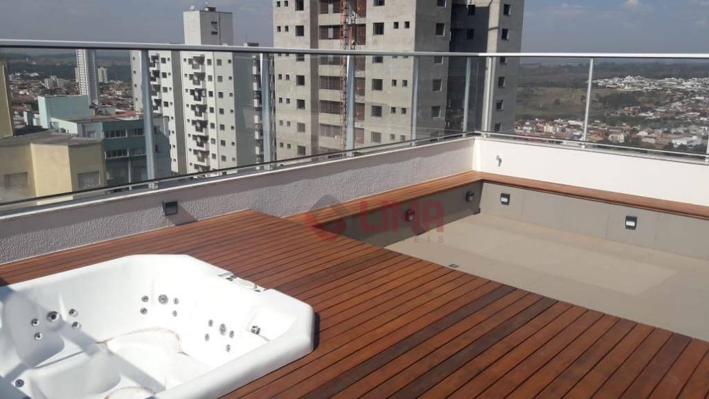 cobertura duplex de alto padrão. são 400m2 privativos com sol da manhã , spah com deck...